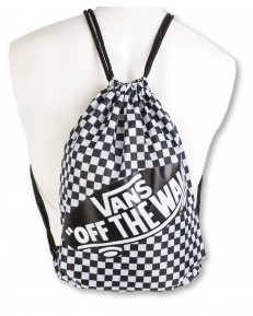 Worek Vans BENCHED BAG Black/White