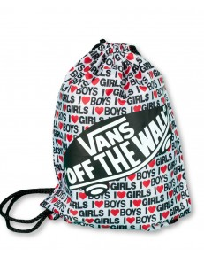 Vans BENCHED BAG I Heart Boys Girls
