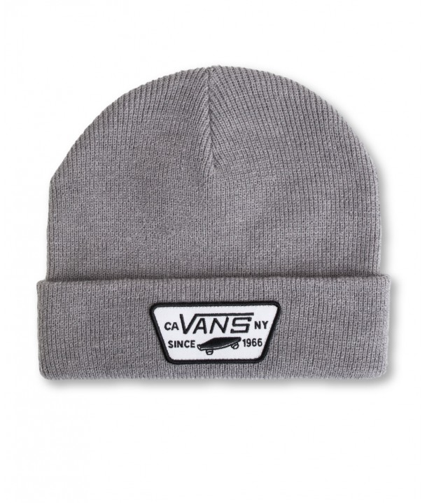 Vans BEANIE MILFORD Heather Grey V00UOUHTG