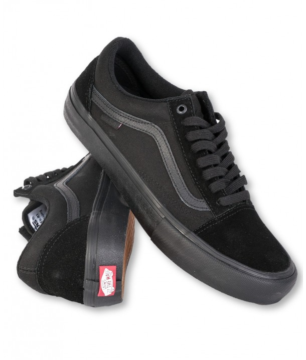 Vans OLD SKOOL PRO Blackout V00ZD41OJ