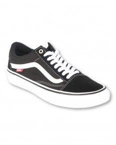 Buty Vans OLD SKOOL PRO Black/White