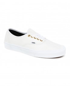 Vans AUTHENTIC (Leather) True White/True White