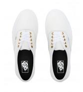 Vans AUTHENTIC (Leather) True White/True White