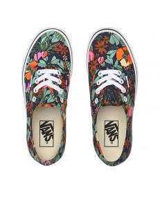 Vans AUTHENTIC (Multi Tropic) Dress Blues/True White