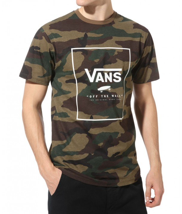 Vans PRINT BOX SS Dress Blues Trap Floral