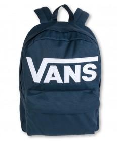 Zestaw Vans Plecak OLD SKOOL III Blues/Wht + Worek BENCHED BAG Onyx