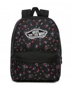 Zestaw Vans Plecak REALM Beauty Floral + Worek BENCHED BAG Onyx