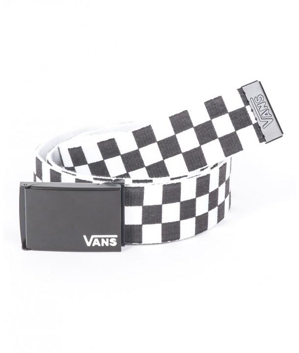 Vans DEEPSTER WEB BELT Black/White VA31J1Y28