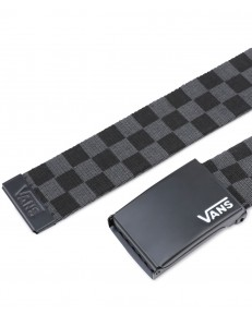 Vans DEPPSTER WEB BELT Black/Charcoal