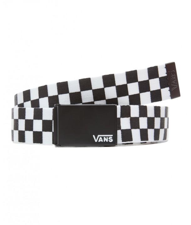 Pasek Vans DEEPSTER WEB BELT Black/White VA31J1Y28