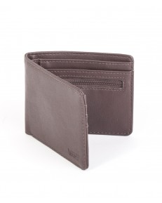 Portfel Vans DROP V BIFOLD Dark Brown