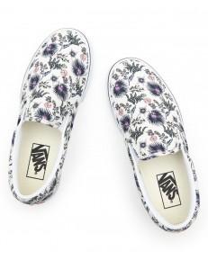 Vans CLASSIC SLIP-ON (Paradise Floral) True White/True White