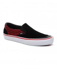 Vans SLIP-ON PRO (Baker) Rowan/Speed Check