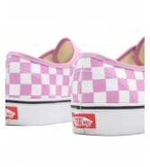 Buty Vans AUTHENTIC (Checkerboard) Orchid/True White