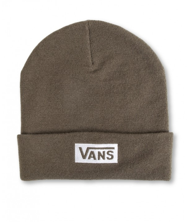 Vans BEANIE BREAKING CURFEW Grape Leaf/White VA34GURQV