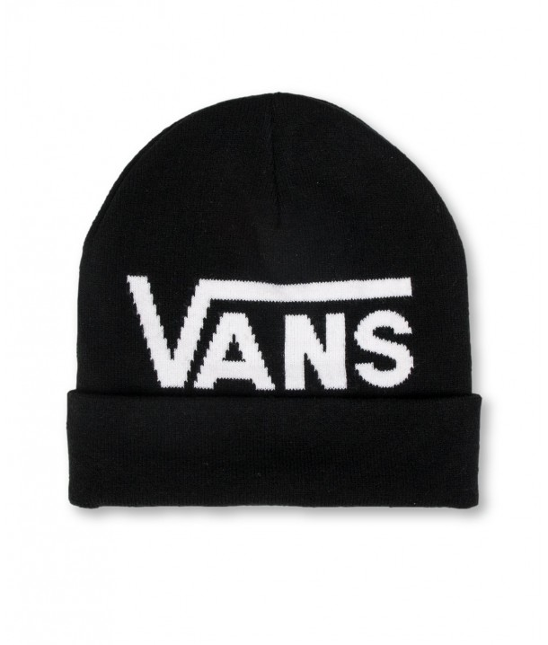 Vans BEANIE BREAKING CURFEW Black/Flying V VA34GUTV9