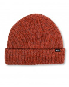 Vans CORE BASIC WMNS BEANIE Potters Clay/Asphalt Heather