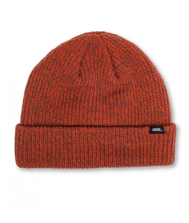 Vans CORE BASIC WMNS BEANIE Potters Clay/Asphalt Heather VA34GVT7M