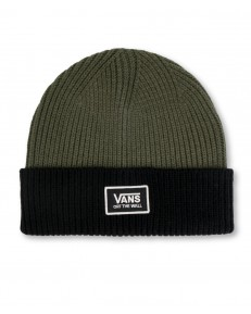 Vans BEANIE FALCON Grape Leaf/Black Colorblock