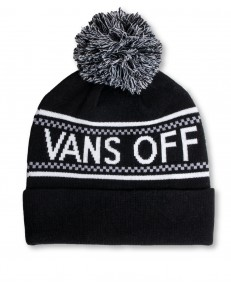 Czapka Vans BEANIE PEP RALLY Black/White