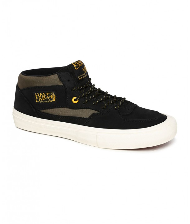 Vans HALF CAB PRO (Surplus) Black/Military