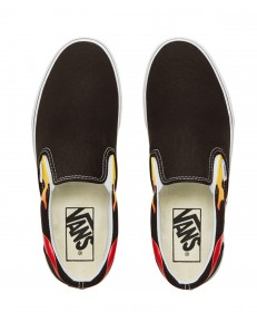 Buty Vans CLASSIC SLIP-ON Flame/Black
