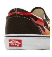 Vans CLASSIC SLIP-ON Flame/Black