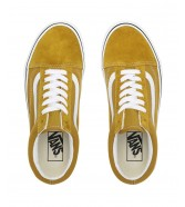 Vans OLD SKOOL Olive Oil/True White