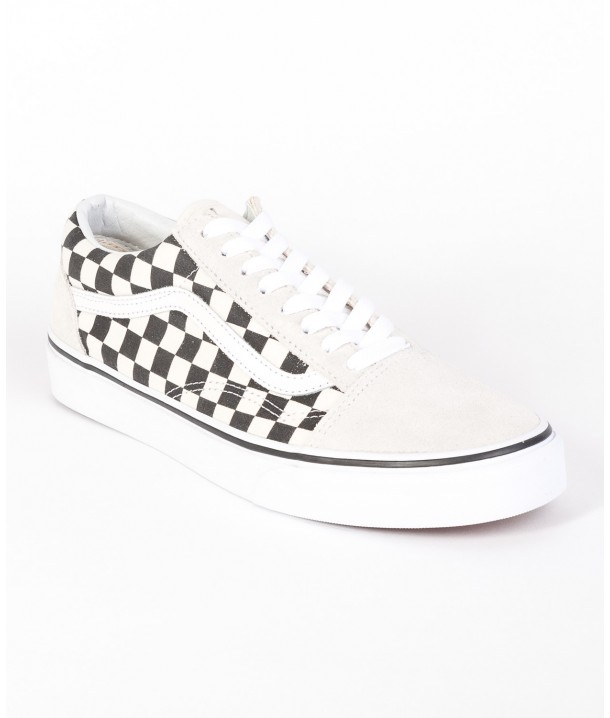 Vans OLD SKOOL (Checkeboard) Black/White VA38G127K