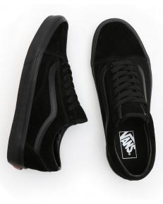Vans OLD SKOOL (Suede) Black/Black/Black