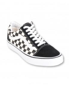 Vans OLD SKOOL (Primary Check) Black/White