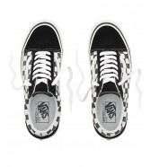 Vans OLD SKOOL 36 DX (Anaheim Factory) Black/True White
