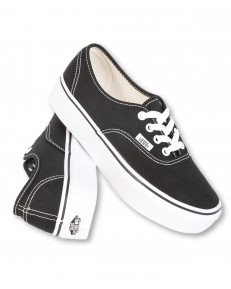 Vans AUTHENTIC PLATFOR Black