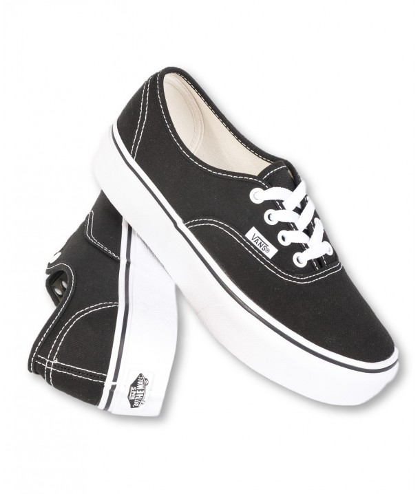 Vans AUTHENTIC PLATFOR Black VA3AV8BLK
