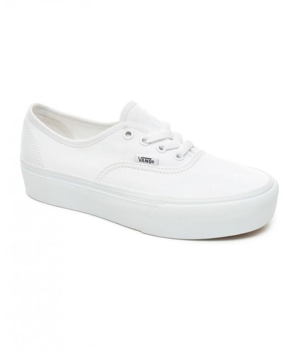 Vans AUTHENTIC PLATFOR True White