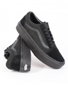 Vans OLD SKOOL PLATFOR Black