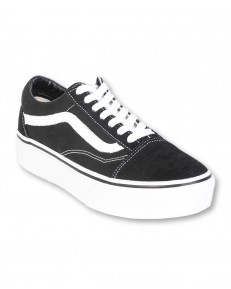 Buty Vans OLD SKOOL PLATFOR Black/White