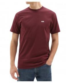 T-shirt Vans LEFT CHEST LOGO Port Royale/White