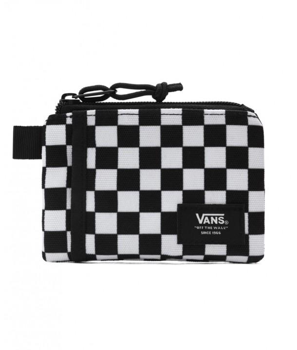 Vans POUCH Black/White Chcekerboard