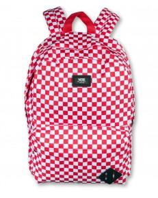 Plecak Vans OLD SKOOL III Red/White Checkboard