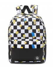 Vans OLD SKOOL III BACKPACK (The Simpsons) Family Checkerboard