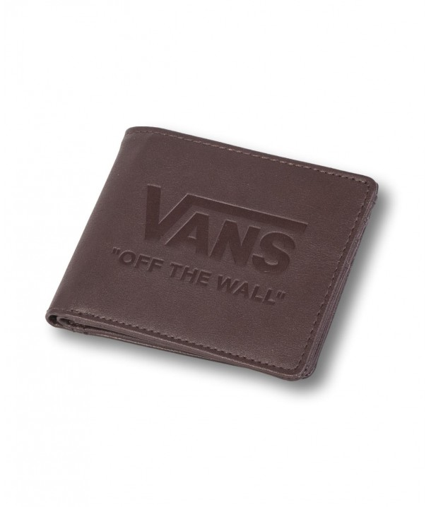 Vans LOGO Dark Brown VA3IHEDRB