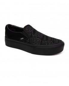 Buty Vans CLASSIC SLIP-ON PLATFORM (Vans 66) Black