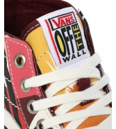 Vans SK8-Hi 138 DECON SF (Palm Floral) Port Royale/Marshmallow