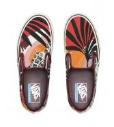Vans SLIP-ON (Palm Floral) Port Royale/Marshmallow