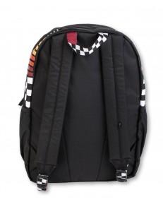 Plecak Vans SPORTY REALM PLUS BACKPACK Black/Final Lap
