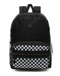 Vans DISTINCTION II BACKPACK Black/White Checkerboard