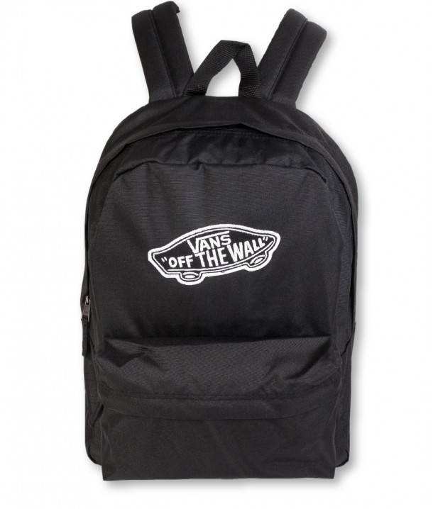 Vans REALM BACKPACK Black VA3UI6BLK