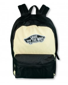 Vans REALM BACKPACK Golden Haze/Black