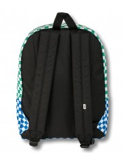 Vans REALM BACKPACK Checker Block